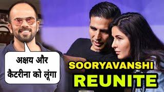 Katrina Kaif romancing Akshay Kumar in Sooryavanshi ? Rohit Shetty wants Reunite AKKI + Katrina