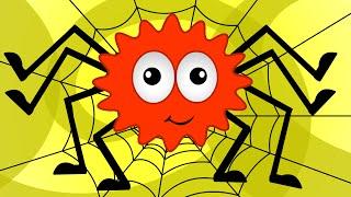 Download Инси-Винси паучок | потешки | Incy Wincy Spider Mp3 and Videos