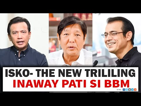 ISKO IS THE NEW TRlLlLlNG, lNAWAY NA PATI SI BBM -  (2020)