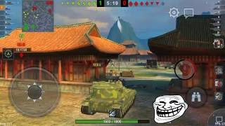 World of Tanks Blitz || Epic Battle MOMENTS [Episode 01]
