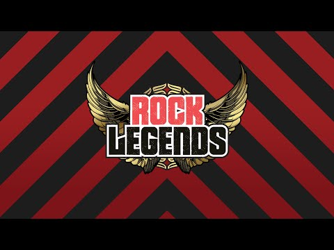 WELCOME TO ROCK LEGENDS!