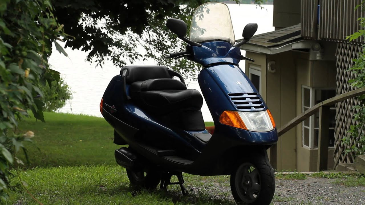 1996 piaggio hexagon 150 cc 2 stroke b youtube. Black Bedroom Furniture Sets. Home Design Ideas
