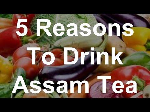 5 Reasons To Drink Assam Tea