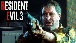 ПЕРВЫЙ БОСС ► Resident Evil 3 Remake #4