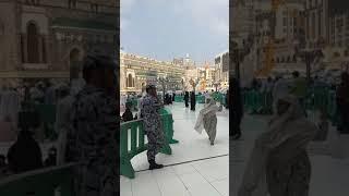 Going to al-Masjid al-Haram,Makkah