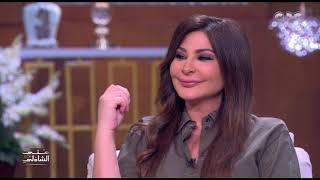 الفنانة إليسا تحكي تفاصيل سقوطها علي المسرح في حفلة القرية العالمية بدبي