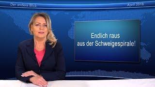 Eva Herman: Endlich raus aus der Schweigespirale!