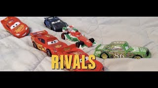 Disney Cars Rivals-Stop motion