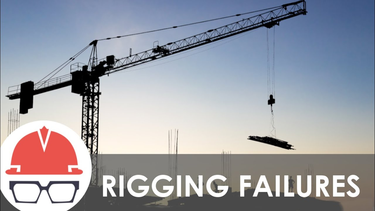 Why Things Fall Off Cranes