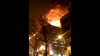 Younkers Fire Des Moines, IA March 29th 2014