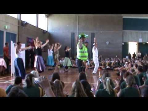 "Cambridge Park High School Staff Performance 2013 ""Dancing Through the Decades"""