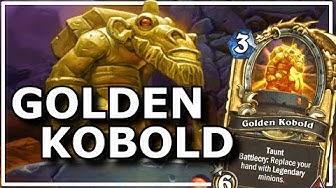 Hearthstone - Best of Golden Kobold
