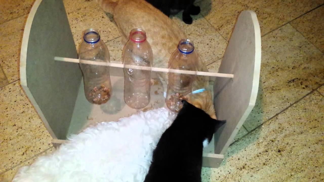 speelgoed kat zelf maken