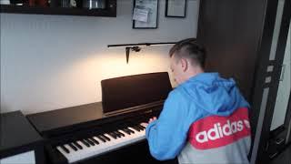 CAPITAL BRA feat. XATAR & SAMY - Ich liebe es - Piano Cover (HD)