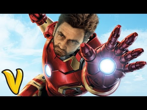 JUST CAUSE 3 IRON MAN SUIT!!! :: Just Cause 3 Mods Showcase!!