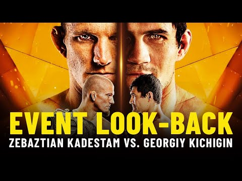 Kadestam vs. Kichigin Event Look-Back | ONE Championship Up Close