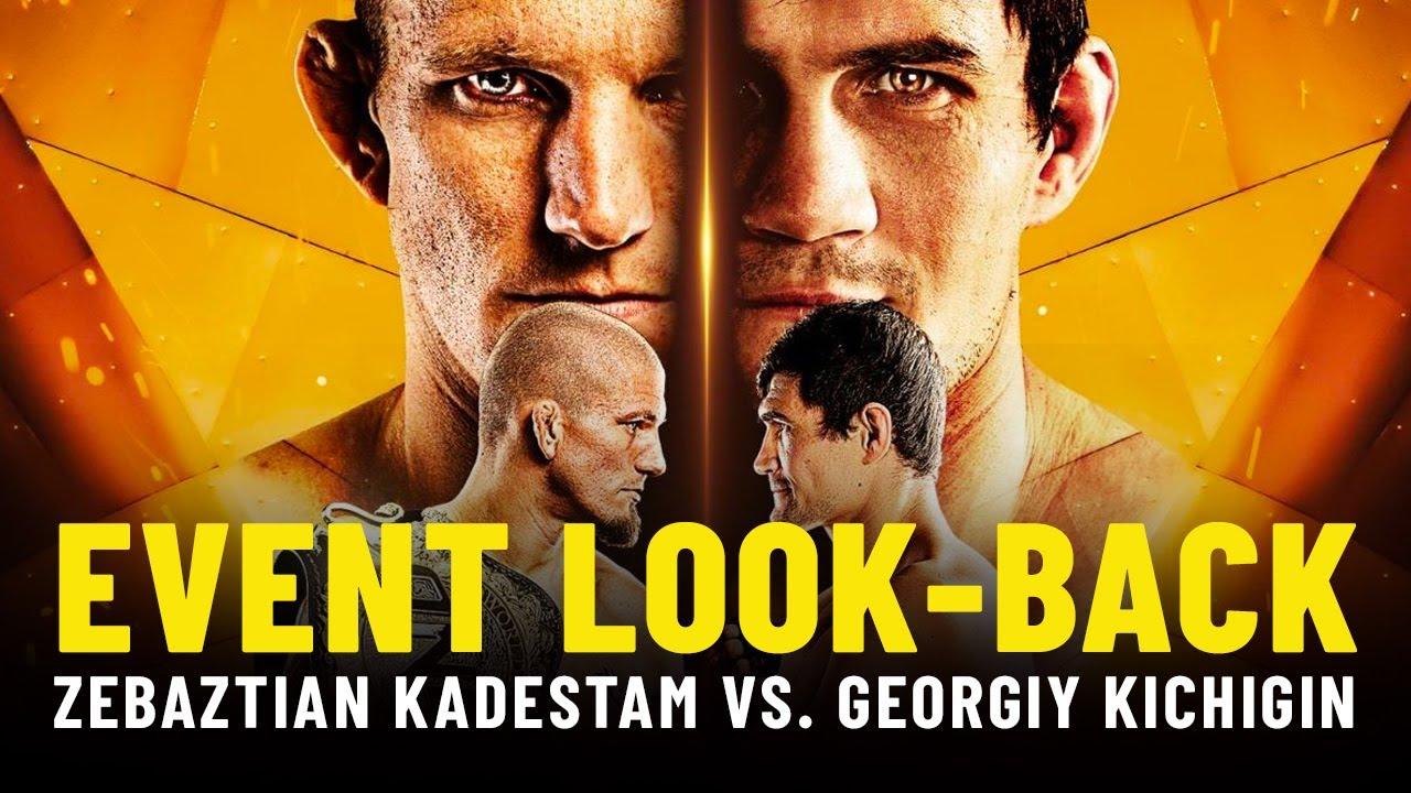 Kadestam vs. Kichigin Event Look-Back | ONE Championship Up Close