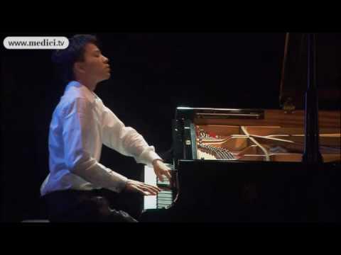 Kit Armstrong - Mozart Sonata No. 17 K 576 - Verbier Festival 2010