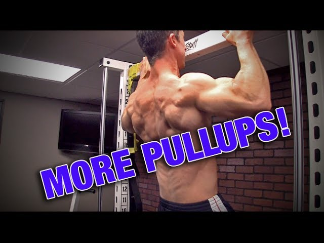 How to Do More Pullups INSTANTLY! (Pull Up Technique)