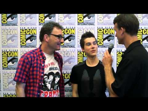 SDCC 2013: ToonBarn Interviews Tom Kenny & Jeremy Shada from Adventure Time