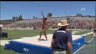 2014 USATF Outdoor Women's High Jump