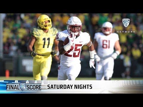 Highlights: Washington State silences Ducks offense, runs away with 33-10 win