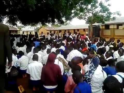 Love for Loro: Sanitary Pad Delivery in Uganda!