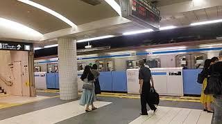 東急目黒線目黒駅にて その3