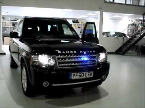 Armoured Level 5 Euro B6 Range Rover Vogue Youtube