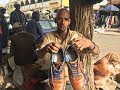 Getting my Shoes 👞 done in Banjul / Gambia