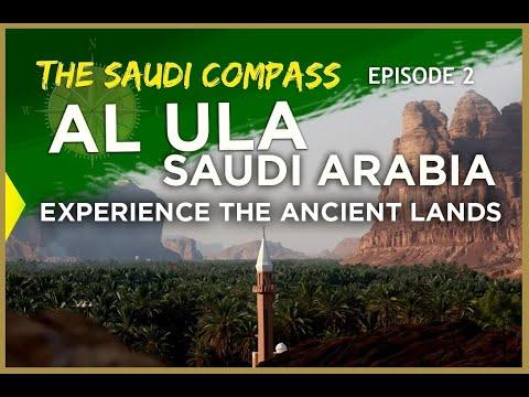 The Saudi Compass EPISODE 2 - 10-hour travel to Al Madinah Province and Al Ula Castle