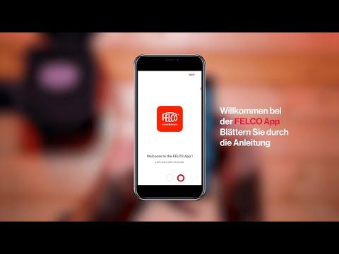 FELCO App - DE