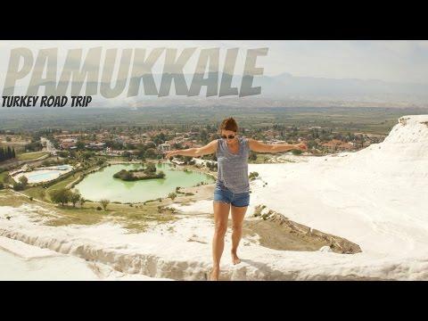 Pamukkale, Turkey   Travel Vlog 2016   Road Trip