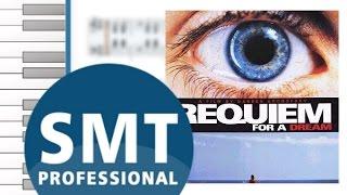Как играть на аккордеоне Реквием по мечте  | How to play Requiem For A Dream on accordion | SMT Pro