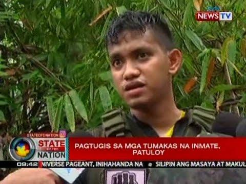 Jail warden ng Cotabato District Jail, hiniling na suspendihin dahil sa umano'y kapabayaan