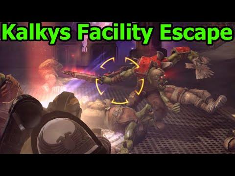 Kalkys Facility Escape - Space Marine Coop