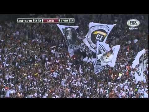 Atlético MG 4 x 3 Lanús (ARG) - Final Recopa Sul-Americana 2014