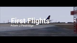04 First Flights #A380 #4K