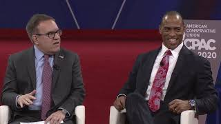 Lawrence Jones Leads CRITICAL Discussion at CPAC That EVERYBODY Needs to Hear