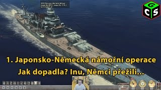 3/3 SH4, LS#15: Konečně velká námořní bitva! Aneb větší děla vítězí... [Z]