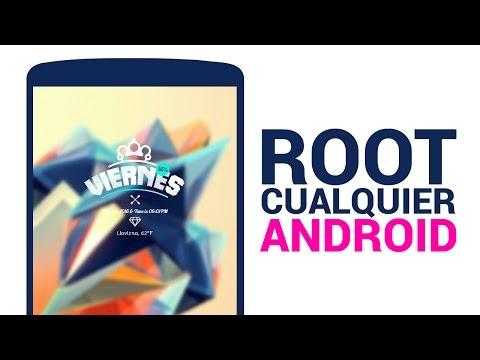 Como Rootear Cualquier Android Sin Computadora - MUY FÁCIL