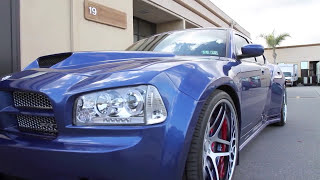 Wide body Charger SRT-8 Video