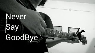 Never Say Goodbye cover | Ritwik Shinde | A R Ameen | A R Rahman