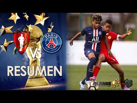 Mohammed VI Academy vs Paris Saint Germain Al kass International Cup 2020