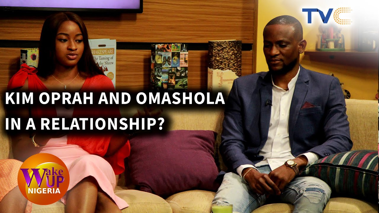 Download Is There A Romantic Relationship Between Kim Oprah And Omashola?