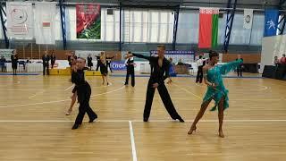 Чемпионат и Первенство РБ по танцевальному спорту