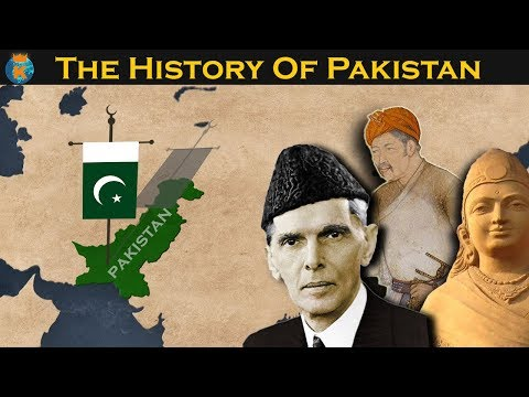 THE HISTORY OF PAKISTAN In 10 Minutes