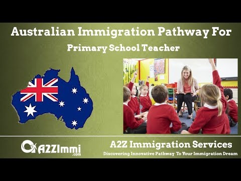 Primary School Teacher | 2020 | PR / Immigration Requirements For Australia