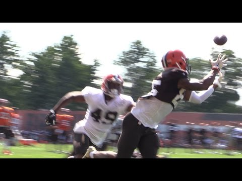Sights and sounds from Cleveland Browns training camp: Day 4 (videos)