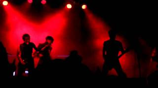 IAMX  – Nightlife – Salamandra Club March 27th 2010 Barcelona.
